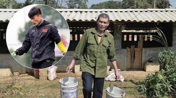 """Bố mẹ Bùi Tiến Dũng vẫn vui vẻ cắt mía, cho trâu ăn ở quê nhà: """"Việt Nam vô địch, chúng tôi sẽ mổ bò để liên hoan!"""""""