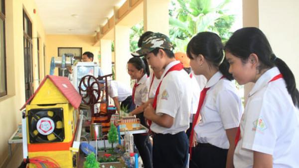Thể lệ Cuộc thi sáng tạo thanh thiếu niên, nhi đồng tỉnh Tuyên Quang lần thứ XII (2017-2018)