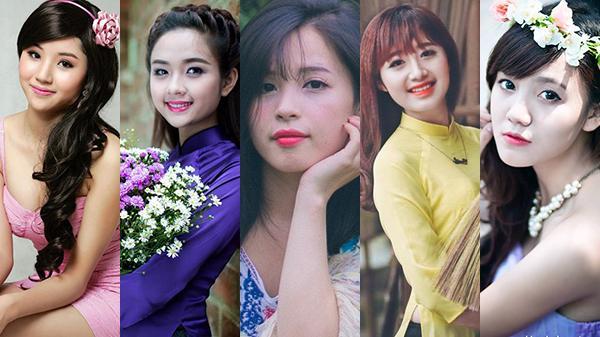 Muốn biết miền gái đẹp Tuyên Quang thế nào, chỉ cần ngắm 5 thiếu nữ này là hiểu