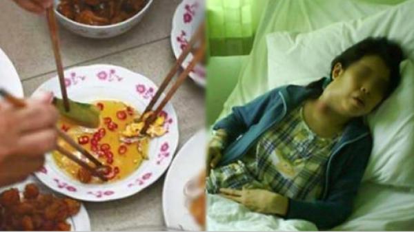 Người Việt thường chấm chung chén nước mắm mà không biết đây là con đường ngắn nhất để lây bệnh ung thư phổ biến hiện nay