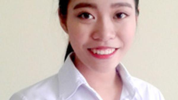 Tuyên Quang: Cô học sinh giành điểm cao nhất tổ hợp các môn Khoa học xã hội