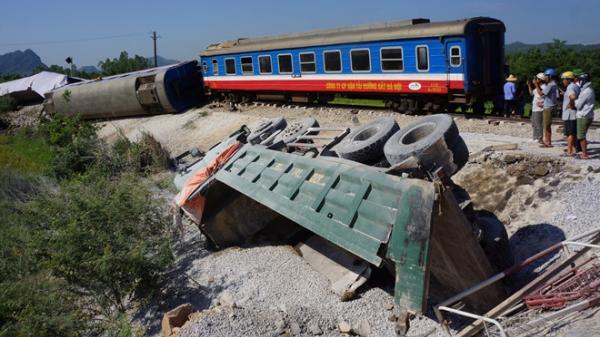 4 ngày 5 vụ tai nạn đường sắt: Mổ 'hộp đen' tàu công bố nguyên nhân