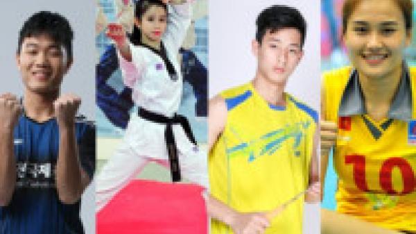 Điểm danh những hot boy, hot girl của Việt Nam tại SEA Games 29