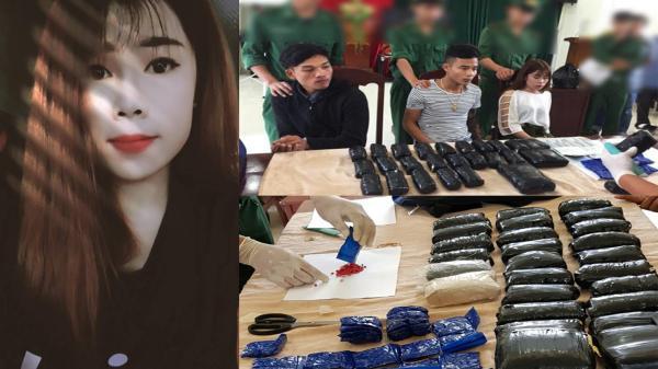 Chân dung hotgirl Tuyên Quang trong đường dây buôn bán hơn 65.000 viên ma túy đá tổng hợp xuyên quốc gia