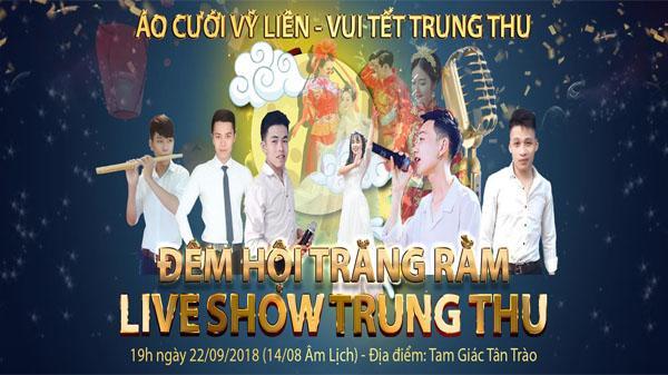 Hot: Đêm nhạc hội mừng trung thu Tuyên Quang với sự quy tụ của hàng loạt 'hot face', chuẩn bị tinh thần ngay thôi anh chị em ơi!