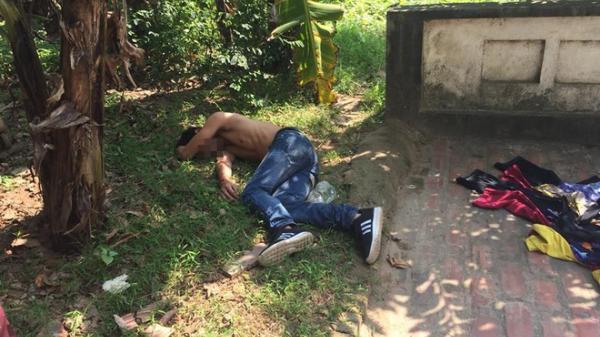 """Vĩnh Phúc: Nam thanh niên say xỉn phóng hỏa đốt nhà mình là vì lý do """"động trời"""" này"""