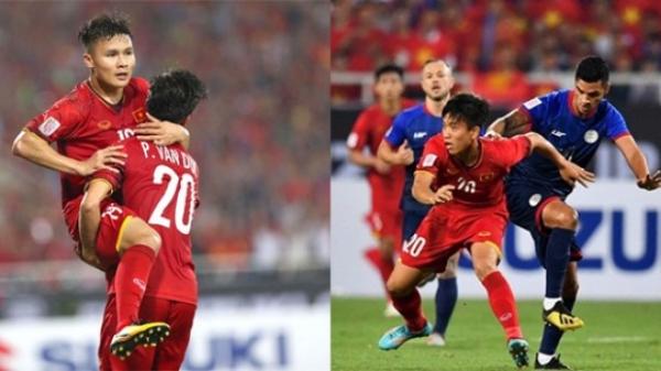 Tạm ngưng niềm vui chiến thắng, toàn đội Việt Nam tức tốc lên đường sang Malaysia chuẩn bị cho chung kết lịch sử