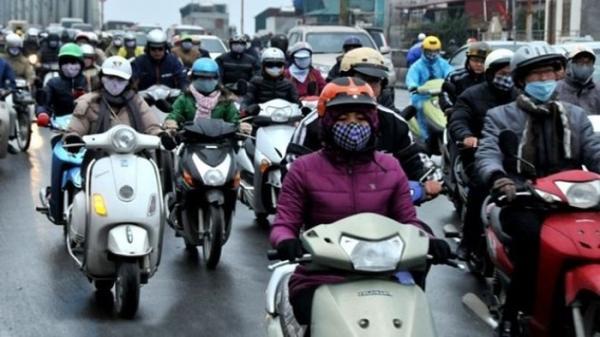 Các tỉnh Trung Trung Bộ đối diện với không khí lạnh tràn về