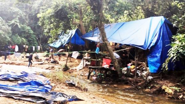 Quảng Nam: Băng qua suối để vào rừng, người phụ nữ bị nước cuốn m.ất tích