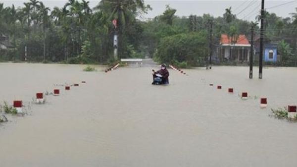 TT Huế: Ngày mai có hơn  8.000 học sinh trở lại trường học sau mưa lũ