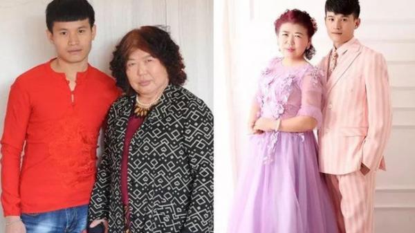 Chàng trai 28 tuổi định t.ự t.ử nhưng được bà 65 cứu giúp, anh bèn cưới luôn ân nhân làm vợ