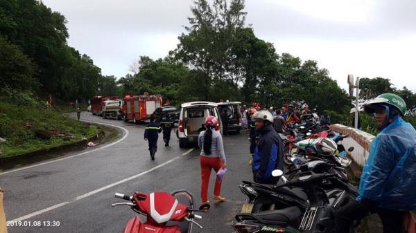 Huế: Cập nhật con số t.hương v.ong chính xác trong vụ tai nạn thảm khốc 21 người gặp nạn ở đèo Hải Vân