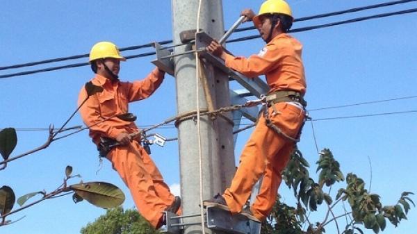 TT Huế: Thông báo lịch cúp điện tại thành phố và nhiều huyện trong 4 ngày 14/1 -18/1