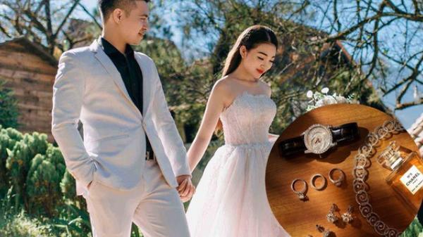 """Đám cưới """"khủng"""" của cô dâu trong lâu đài 7 tầng: Gây chú ý không kém là bộ trang sức đính kim cương 9 tỷ, nhiều món là bản giới hạn"""