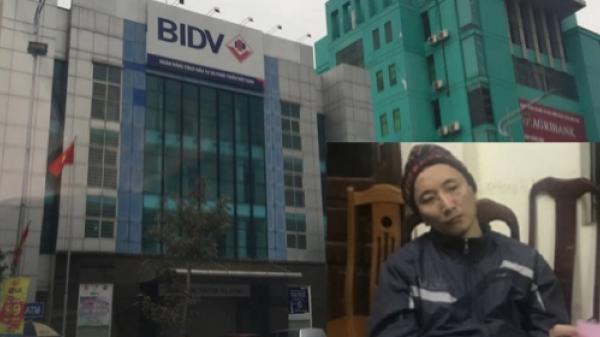 Quảng Ninh: Thông tin mới vụ thanh niên v.ác s.úng c.ướp ngân hàng