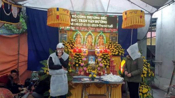 Tai nạn 8 người c.hết: Chia đôi gia đình lo tang lễ anh em Trưởng Công an xã