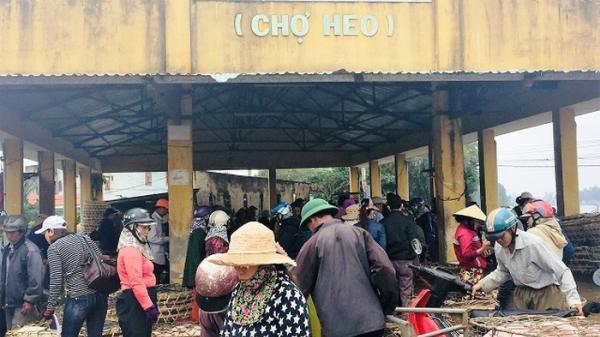Quảng Nam: Nhộn nhịp phiên chợ Bà Rén cuối năm
