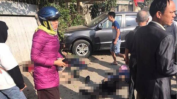 Bất ngờ với nguyên nhân vụ tai nạn khiến 8 người t.hương vong trên xe biển xanh