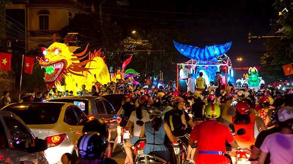 Lễ hội Thành Tuyên kết nối du khách