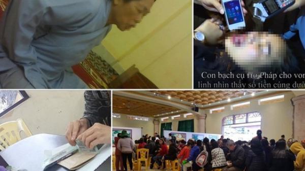 Quảng Ninh: Truyền bá chuyện vong báo oán, chùa Ba Vàng mỗi năm thu trăm tỉ