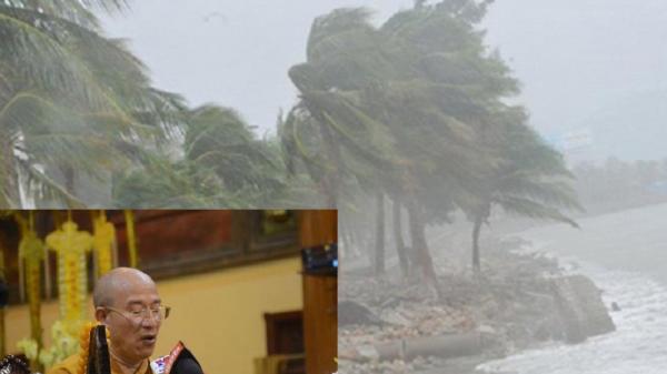 Trụ trì chùa Ba Vàng lý giải cơn bão khiến 17 người c.hết ở Quảng Ninh là do 'nghiệp của người dân Quảng Ninh'