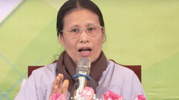 """Bà Yến chùa Ba Vàng nói """"không xúc phạm, không xin lỗi"""" gia đình nữ sinh giao gà bị s.át h.ại"""