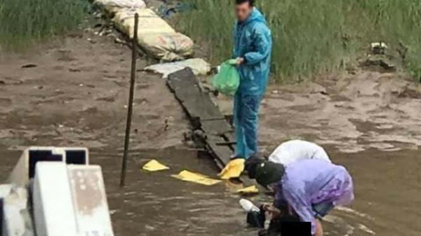 Quảng Ninh: Tìm thấy t.hi t.hể thanh niên 2K để lại xe máy rồi nhảy cầu sông Chanh t.ự t.ử