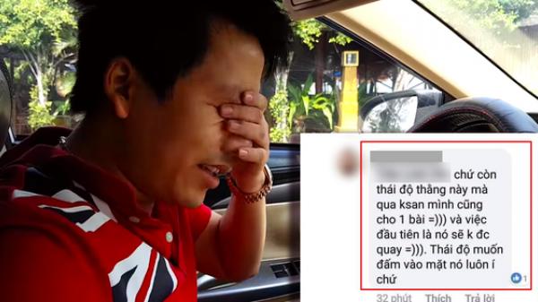 """Khách sạn 5 sao ở Hà Nội phản hồi việc nữ nhân viên nói """"chửi khách cũng cần kỹ năng"""" và """"muốn đấm vào mặt"""" Khoa Pug"""