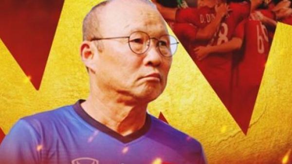 16 tháng 'lột xác' BĐVN của HLV Park: Chờ VFF gia hạn hợp đồng 'khủng'