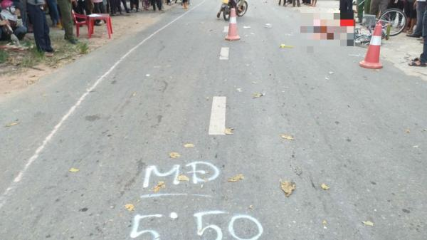 Đắk Lắk: Nữ sinh lớp 4 bị xe ben cán t.ử v.ong tại chỗ