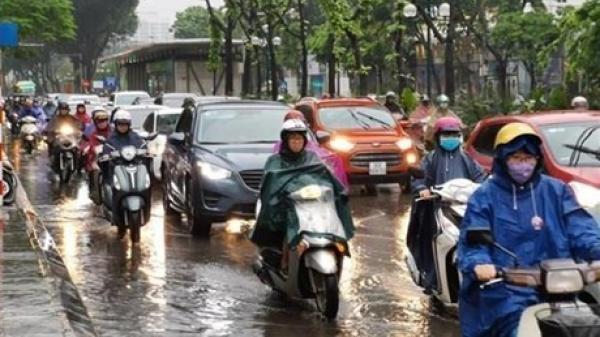 CẢNH BÁO: Bắc Bộ có khả năng mưa vừa hoặc mưa to