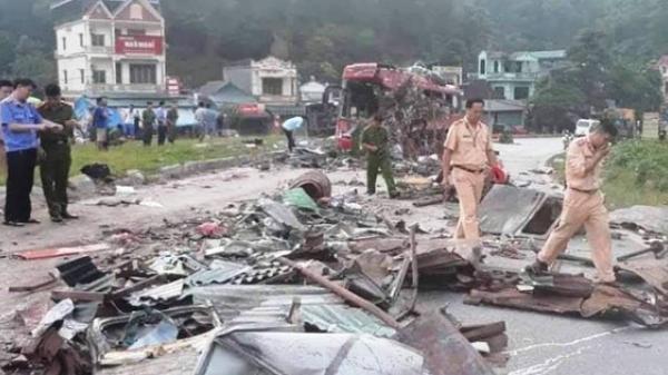 Xe khách trong vụ tai nạn kinh hoàng 3 người ch.ết, 38 người bị thương chạy với tốc độ bao nhiêu?