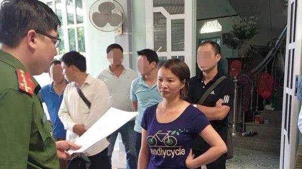 Mẹ nữ sinh giao gà bị điều tra trong vụ án m.a t.úy của Vì Thị Thu và đồng phạm