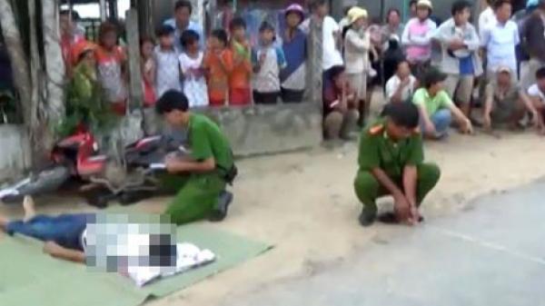 Giết người ở 2B Duy Tân, Tp.Pleiku: Bi kịch ngoại tình