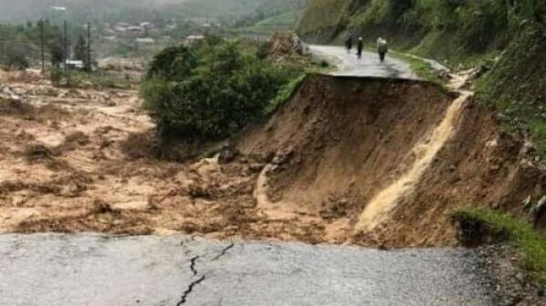 Công điện KHẨN về ứng phó mưa lũ bất thường ở Thái Nguyên và các tỉnh miền núi