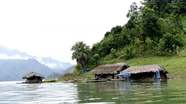 Na Hang (Tuyên Quang): Làng chài Phúc Yên - Điểm du lịch kỳ thú