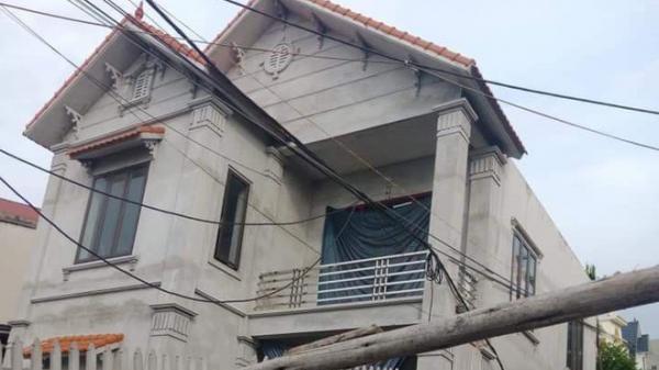 Bí ẩn căn nhà 2 tầng khang trang xây gần 1 tỷ bị lún sâu 4 mét