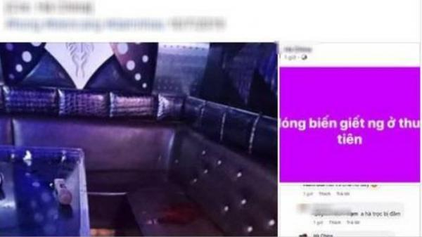 Hé lộ sự thật vụ đại ca giang hồ bị đâm nguy kịch vì giành hết tiếp viên karaoke đẹp?