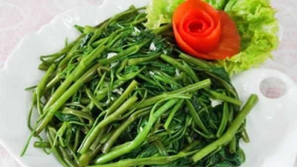 Sai lầm khi ăn rau muống khiến rước bệnh thêm: Ăn một miếng hại một đời, chớ dại động đũa