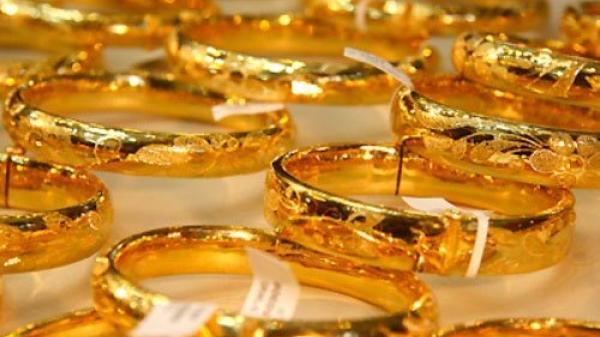 Mùng 1 đầu tháng, giá vàng 9999, vàng SJC bất ngờ giảm sốc