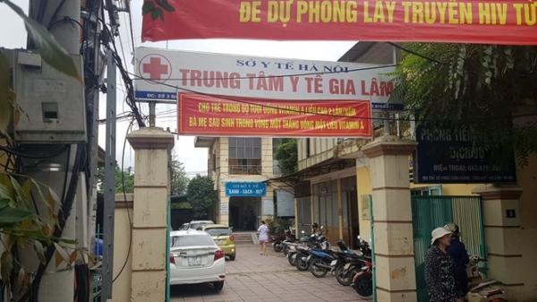 Hà Nội: Bác sĩ bức xúc bỏ việc vì hàng loạt sai phạm của Trung tâm y tế