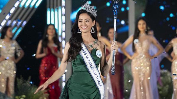 Người đẹp Thùy Linh CHÍNH THỨC đăng quang Hoa Hậu Thế Giới Việt Nam 2019