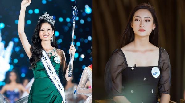 Tất tần tật về gia thế tân Hoa hậu Lương Thùy Linh: Bố sĩ quan Quân Đội, mẹ Giám đốc Kho bạc Nhà nước tỉnh Cao Bằng