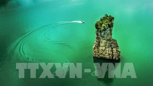 Chiêm ngưỡng vẻ đẹp du lịch sinh thái Na Hang (Tuyên Quang)