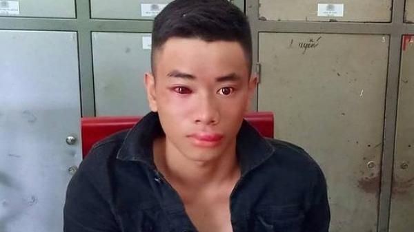 Thanh niên ngh.iện m.a t.úy dùng kim tiêm đ.âm chiến sĩ công an khi bị vây bắt