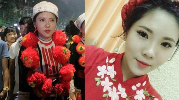 Danh tính cô gái người Dao xinh đẹp đến từ Tuyên Quang gây xôn xao phố đi bộ Hồ Gươm