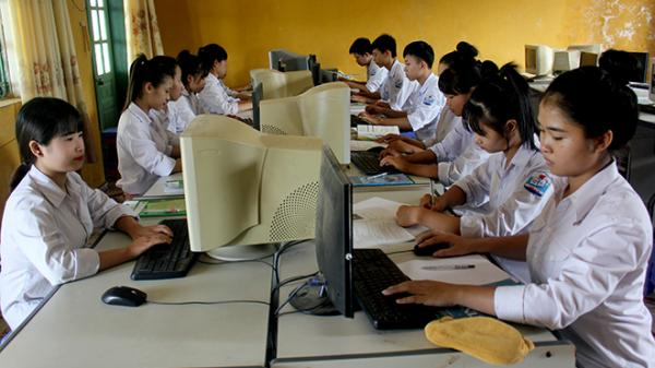 Bài học ở Hàm Yên (Tuyên Quang) trong ứng dụng hiệu quả công nghệ thông tin trong dạy và học