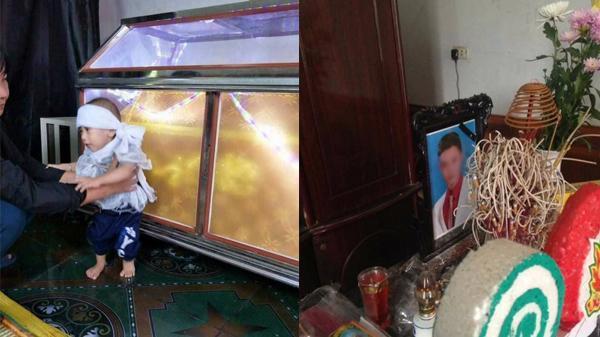 Bé trai 11 tháng tuổi phải chịu tang cha, mẹ bỏ đi gần nửa năm không về
