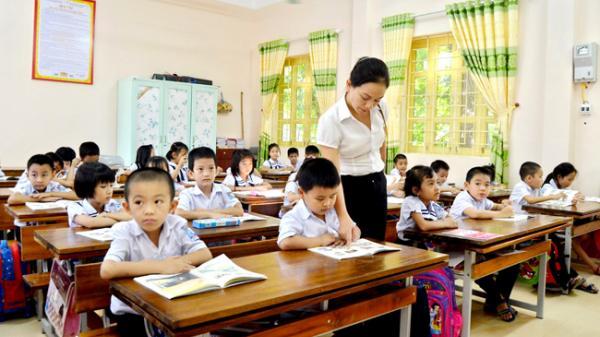 Dạy 2 buổi/ngày ở thành phố Tuyên Quang: Giảm áp lực cho giáo viên và học sinh