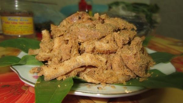Tuyên Quang - một trong những vùng đất có món thịt chua làm nức lòng du khách gần xa